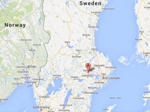 Vasteras is west of the Stockholm archipelago and within easy reach of many recreational lakes